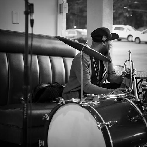 La Scène du Jazz à Atlanta